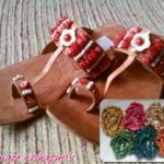 Latest Kolhapuri Footwear Eid 2012 For Women