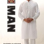 Latest kurta salwar collection 2012 for Men By Bareeze Man