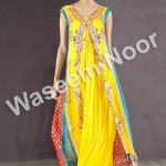 Latest party wears for women by waseem noor