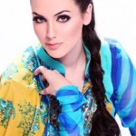 designer Warda Saleem Summer Lawn dress Collection 2012