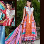 Libas Exclusive Embroidery Collection 2012-13 By Shariq Textiles