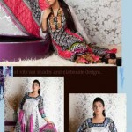 Libas Exclusive Embroidery lawn prints 2012 By Shariq Textiles
