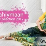 Mahiymaan Designer Lawn-prints Eid special Collection 2012 by Alzohaib Textile