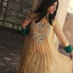 Multi Dimonds giving Complete Lookto Dress by women new clothing line Pehnawa