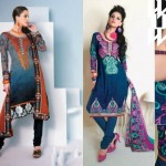 New Beautiful Eid Wear Collection 2012 For Women