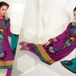 New Beautiful Eid Wear Desi Dresses 2012 For Girls