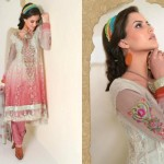 New Beautiful Eid Wear outfits Collection 2012 For Women