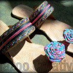New Kolhapuri Shazoo Creativity Shoes Collection 2012 For Eid Summer