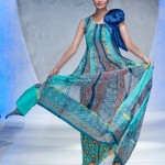 Pakistan Fashion in Week London Lala Textiles Summer Collection 2012