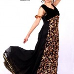 Party Casual Dresses Collection 2012 by Farwa Hamdani