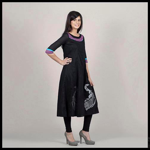 Pure Cotton tunics for Women Casual wear 2012 by EGO