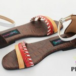Purple Patch Lovely eid Shoes Styles for Spring Summer 2012