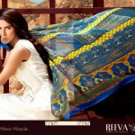 Reeva Designer Summer Lawn Collection 2012 by Shariq Textiles