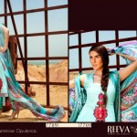 Reeva Designer Summer Lawn Prints 2012 by Shariq Textiles