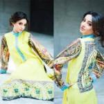 Saakh summer dress 2012 by saba