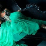 Sanz Dress collection 2012 for Eid