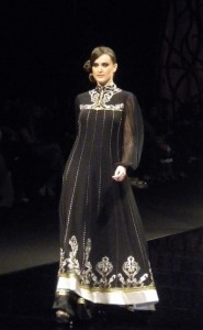 Sanz Eid Collection 2012 for women