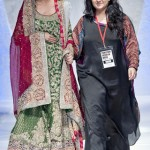 Sara Rohale Asghar wedding dress at Pakistan Fashion Week London