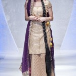 Sara Rohale Asghar wedding dress at Pakistan Fashion Week London 2012 Day 1