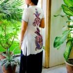 Sarah Ansars Summer Fomal Wear Just Pret Fashion dress 2012