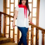 Sarah Ansars Summer party Wear Just Pret Fashion Collection 2012