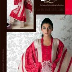 Shariq Textiles Libas Exclusive Embroidery Collection 2012
