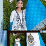 Shariq Textiles Libas Exclusive Embroidery Dress Collection 2012