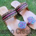 Shazoo Creativity Eid Summer Shoes