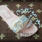 Shazoo Creativity women shoes for eid 2012