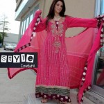 Style Couture beautiful EID Special's 2012 Dress Collection For Women