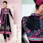 Stylish Eid Wear Desi Dresses Collection 2012 For Women