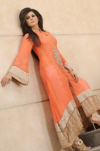 Stylish Exclusive Mehndi wedding day outfits Collection 2012 by Noorz Boutique