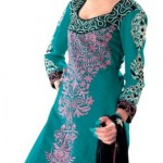 Summer Cotton Suits with Chiffon Dupatta 2012-13 collection for women