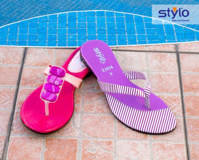 Summer eid shoes by stylo shoes 2012-2013
