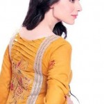 Summer party wear Lawn Collection 2012 by Warda Saleem
