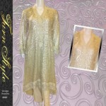 Turn Style Beige Ready to wear summer collection 2012 for women