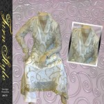 Turn Style Cream beige summer collection 2012 for women