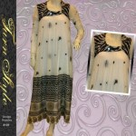Turn Style White black Ready to wear summer Dresses 2012 for women