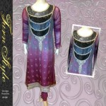 Turn Style White black Ready to wear summer Eid collection for women