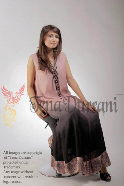 Unveiled Lotus & Oasis Collection 2012 by Tena Durrani