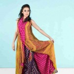 Uraan Summer Dresses 2012-13 for women by Sania Maskatiya