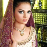 Wonderful amazing Pakistani Indian Women jewlery shoot charming Shazia outfits by SNL