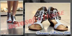 aerosoft Shoes Eid collection 2012 for Girls