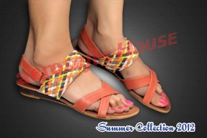 aerosoft Shoes summer collection 2012 for Eid