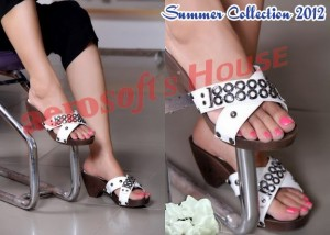 aerosoft Shoes summer collection 2012 for women