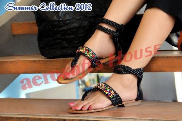 aerosoft Shoes summer collection 2012