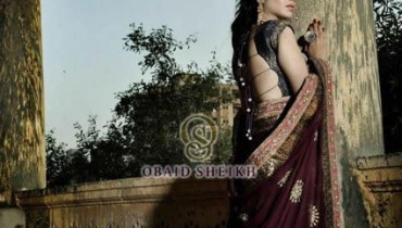 beautiful collection for women by obaid sheikh designs
