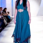 bridal semi formal dress for womenby rabs by manrah pfw 2012