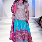 bridal semi formal dresses by rabs by manrah pfw 2012