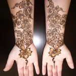 ceremony Mehndi Design